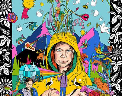 Greta Thunberg Competition BookPenguin publication 2019