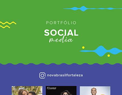 Portfólio Social Media