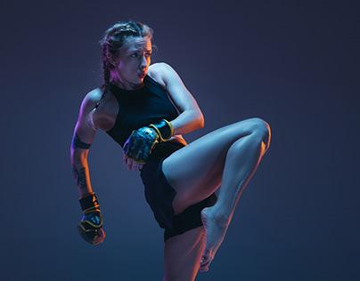 UFC girl