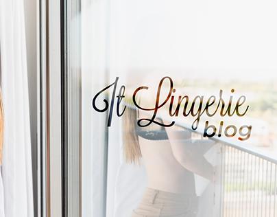 It Lingerie - Post blog