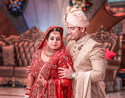 Wedding Photography - Vishal & Bharti