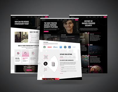 HackerOne Website Overhaul