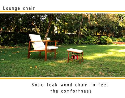 NAPZZ - A Lounge Chair