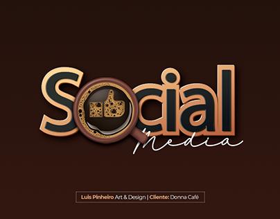 Social Media - Donna Café