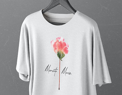 Memento Moria – fundraising shirt