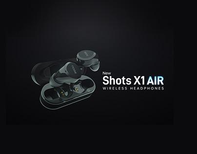 Shots X1 Air Official Launch Video