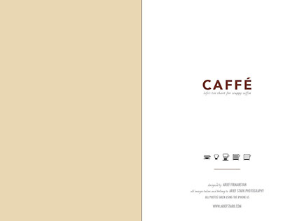 Coffee Recipe Book