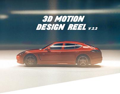 3D MOTION DESIGN