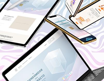 Publicis Media Trends - Responsive Design + Editorial