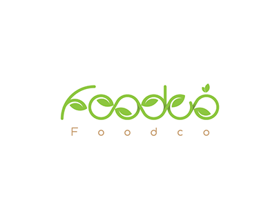 "Foodco - Logo ""For Healthy Food"""