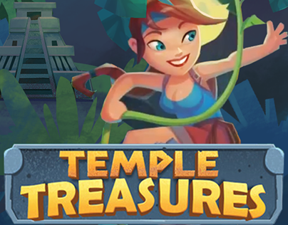 Temple Treasure slot