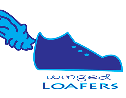 Winged Loafers