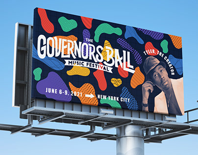 The Governors Ball Advertising Campaign