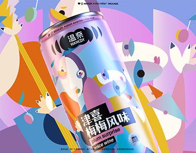 温奈黄酒PACKAGE