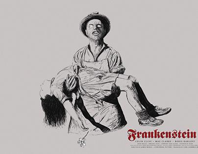 FRANKENSTEIN - THE HORROR