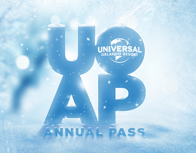 UOAP Winter Screensaver