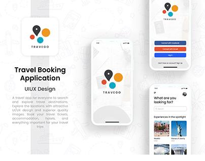 Travel App UI\UX Design