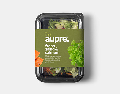 Branding for Aupre.