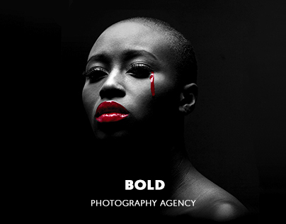 BOLD Photography Agency | Website