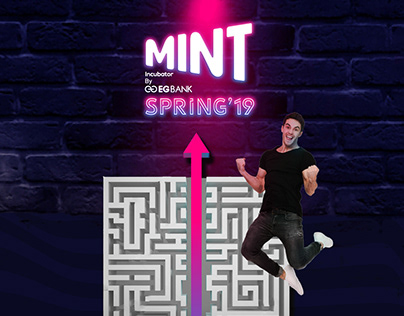 Mint DemoDay-Spring'19 event by EGBank