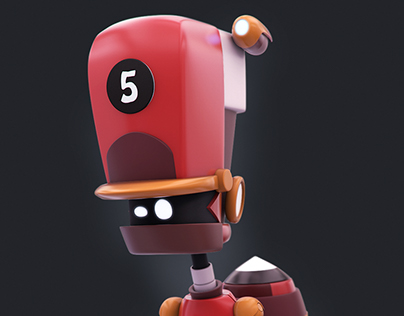 Personal Project: Robot 5