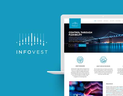 Infovest - Branding & Web Design