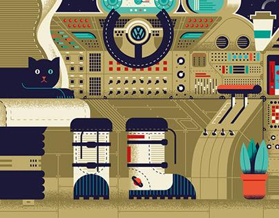 Space Yorokobu Cover