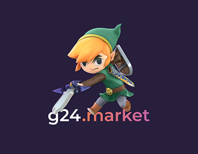 Online store of software and games G24.market
