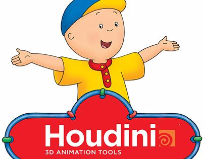 Houdini Doodles