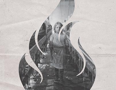 Poster Design 'An Inspector Calls'