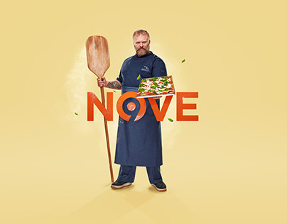 Pizza Hero con Gabriele Bonci sul NOVE