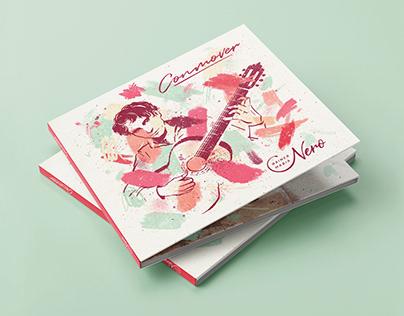 Conmover LP album cover by Rainer Maria Nero