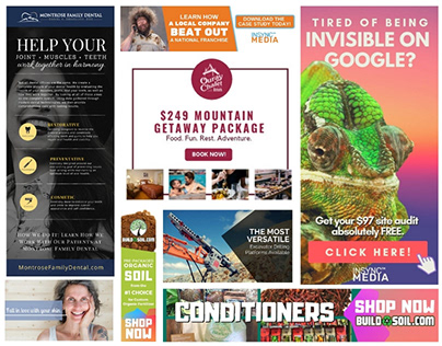 ISM SEO Creatives & Google Ads