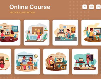 M148_Online Course Illustrations