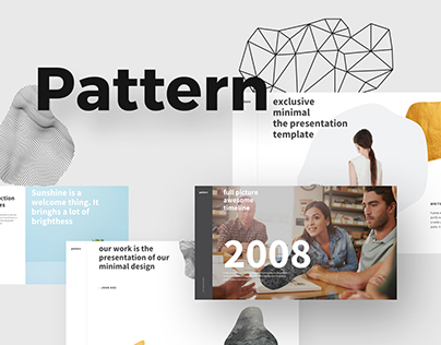 Free - Pattern Powerpoint Template