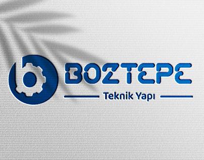 Technical Structure Logo Design