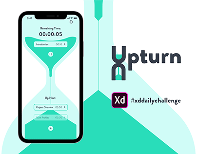 Upturn - XD Daily Challenge Day 1 - September 2019