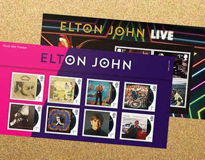 Elton John Stamp products