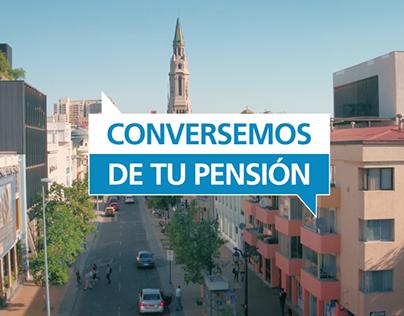 CONVERSEMOS DE TU PENSIÓN