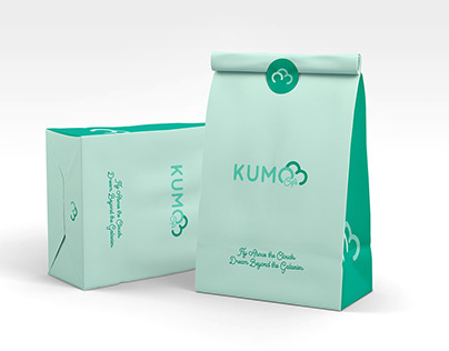 Kumo Cafe Packaging