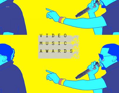 MTV VMA 2015