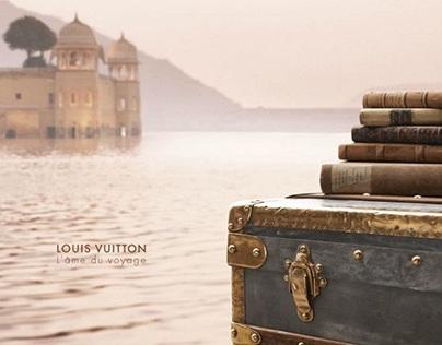 Louis Vuitton Voyage LookBook