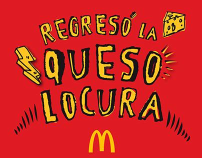 McDonald's - Queso Locura