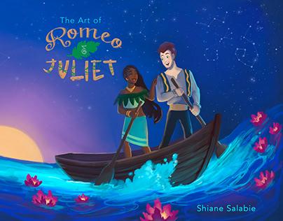 Romeo and Juliet Concept Art