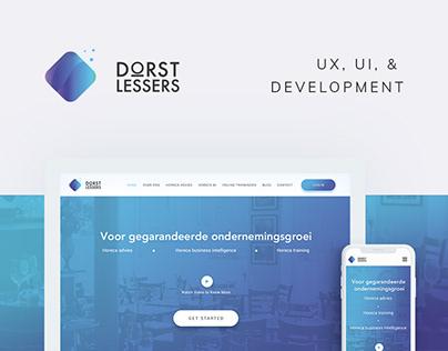 Dorstlessers Marketing Website - Netherlands