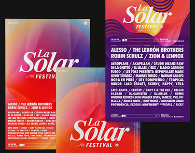 La Solar Festival / 2019