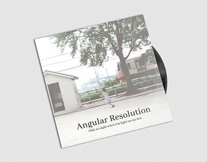 Album Artwork: Angular Resolution