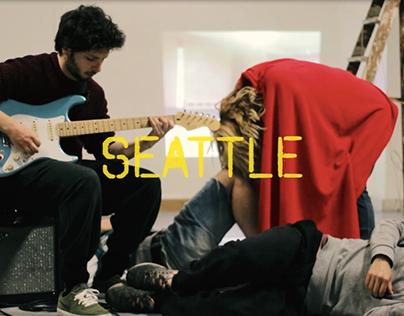 "Teaser videos for ""SEATTLE"" (2018)"