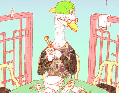 Quack Quack 2015 (ongoing series)