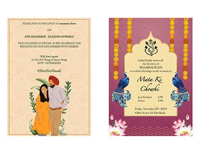Wedding Crards
